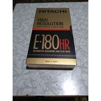 Видеокасета HITACHI ,новая в упаковке ,оригинальная.