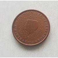 5 евроцентов 2007 Нидерланды