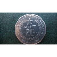 Мадагаскар 20 ариари 1999 г
