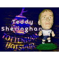 Teddy Sheringham TOTTENHAM 5 см Фигурка футболиста MC1031