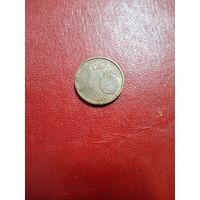 2 евроцента 2011. F Германия
