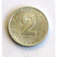 2 гроша 1966 Австрия