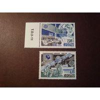 Монако 1991 г. Европа: европейские космические путешествия.Европа СЕРТ.