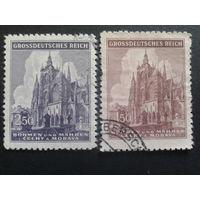 Рейх протекторат 1944 собор в Праге полная