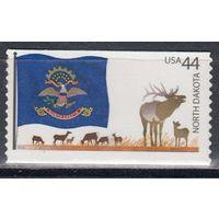 Штат Северная Дакота. Арт:78