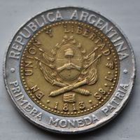 Аргентина, 1 песо 1995 г