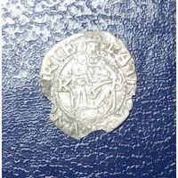 Венгрия денарий 1576 г.
