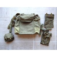 Десантный ранец РД-54, ВДВ СССР, вып. 1991 г.