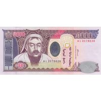 Монголия5000 тугриков 2003 (ПРЕСС)