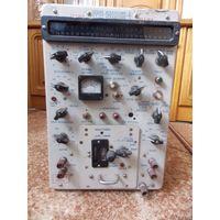 Прибор для измерения искажений телеграфных посылок ЭТИ-69!
