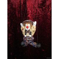 Клоун фарфорово-набивной