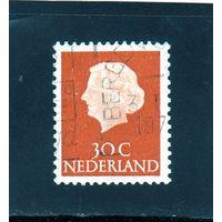 Нидерланды. Ми-624.Королева Юлиана. 1953