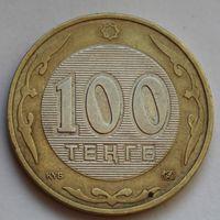 100 тенге 2002 г