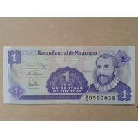 Никарагуа 1 центавос