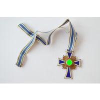 Материнский крест в бронзе. Оригинал. Арт 42.