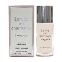НОВАЯ ЗАРЯ Жизнь Прекрасна. Элегантный (La Vie Est Charmante. L'elegance) Парфюмерная вода (EDP) 50мл