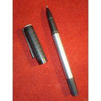 Ручка времён СССР шариковая авторучка с колпачком