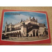 Набор открыток города Краков (Польша) 9 открыток