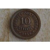 Португалия 10 сентаво 1926
