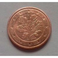 2 евроцента, Германия 2005 G