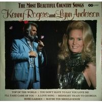 Kenny Rogers+Lynn Anderson/The Most Beatiful Country Songs/1982,2LP