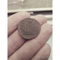 1 копейка 1779 г. К М. Сибирь.