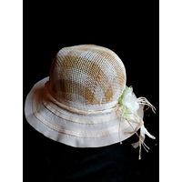 Шляпа пляжная