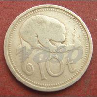 6270:  10 тойя 1998 Папуа Новая Гвинея