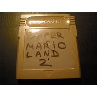 Game Boy Super Mario Land 2
