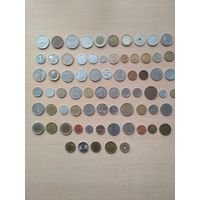 Более 70 монет