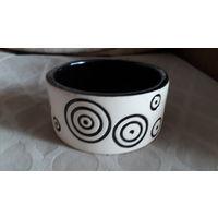 Керамический горшок  для минисадиков арт.1363