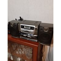 MINI SOUND MASTER LG CD-962