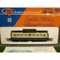 Электровоз BR 140 ROCO. Масштаб HO-1:87.