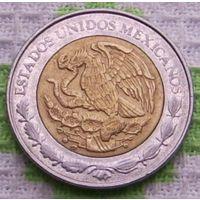Мексика 1 песо 1998 года. Орел. Подписывайтесь! Много новых лотов в продаже!!!