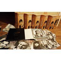 Коллекция История в женских портретах (с открытками DeAgostini) 1-96 номера