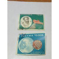 Панама 1966. Космос.
