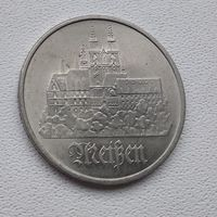Германия - ГДР 5 марок, 1972 Город Мейсен 6-9-8