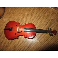 Миниатюра . Скрипка . Деагостини