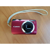ФОТОАППАРАТ (цифровой) - Canon PowerShot A3300 IS (б/у)