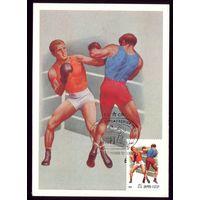 1981 год Комплект из 5 картмаксимумов Спорт