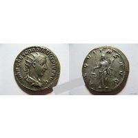 Римская Империя, Гордиан III (238 – 244г.г.), антониниан, серебро.  КОММЕНТАРИИ ЗАБЛОКИРОВАНЫ - ПРОСЬБА ЗВОНИТЬ ! (номер телефона в контактных данных, под никнеймом)