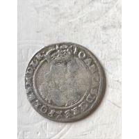 6 грошей 1665
