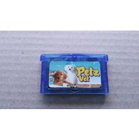 Картридж GameBoy Advance Petz Ver на русском
