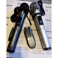 Микрофоны Bluetooth беспроводные 2 шт