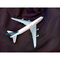 Авиамодель, модель самолёта, Боинг, Boeing 747-200, Air Canada