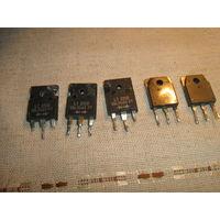 Двойной диод SBL3040PT -3штуки+ биполярные транзисторы 2SC2625 - 2 шт.