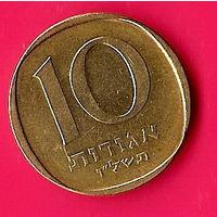 38-50 Израиль, 10 агорот 1977 г.