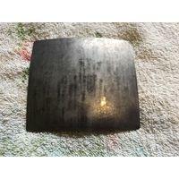 Пластина титановая на поделки, вес 75 гр.
