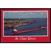 Флот США Сэнт Клэр