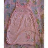 Спальный мешок на ребенка 0 - 9 месяцев